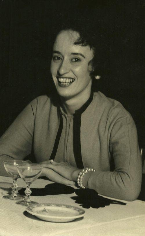 Sheila in 1951