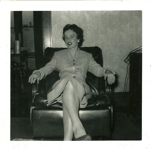 Sheila in the 1950s