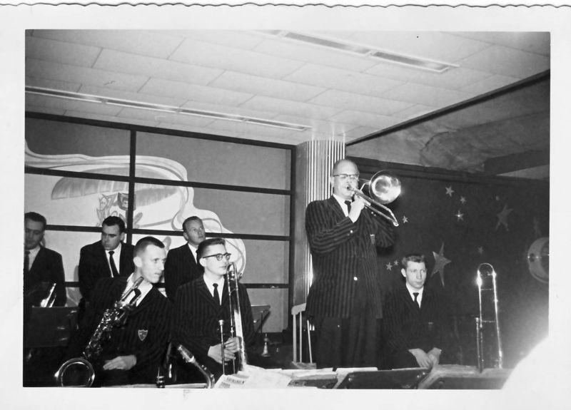 Arno Marsh-Bill Harris w: Woody Herman (1956)