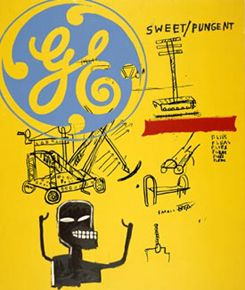 Basquiat-Warhol-Sweet-Pungent-1984