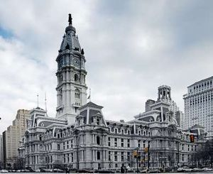 Philadelphia-city-hall