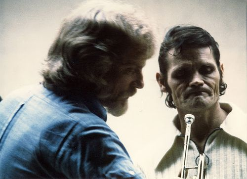 Gerry+Mulligan+and+Chet+Baker%2C+November+1974+