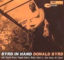 AlbumcoverDonaldByrd-ByrdInHand