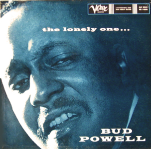 Bud_Powell_-_The_Lonely_One_(album_cover)