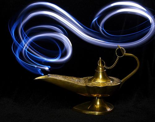 Alladins-lamp