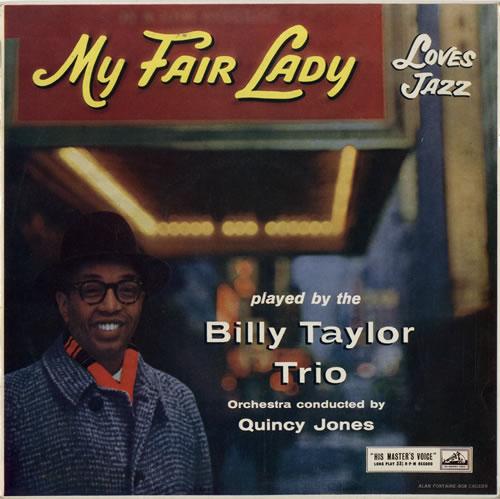 Billy-Taylor-My-Fair-Lady-Love-551491