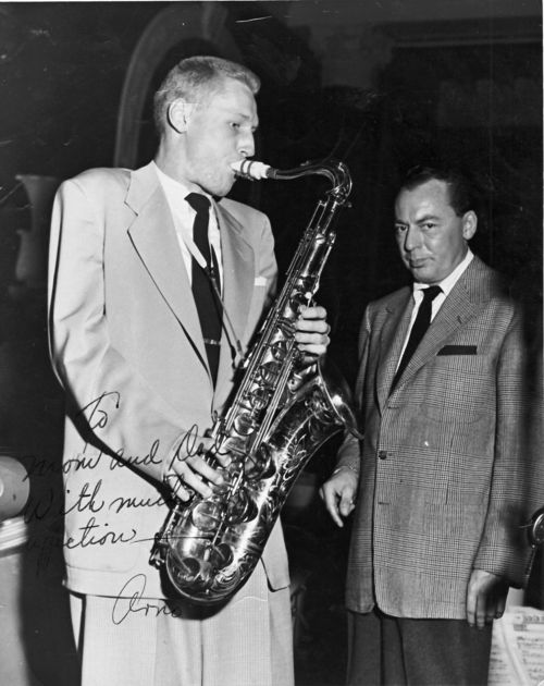 Arno Marsh—Woody Herman (1952)
