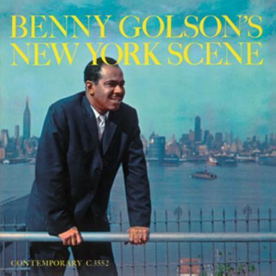 Benny_Golson_s_New_York_Scene