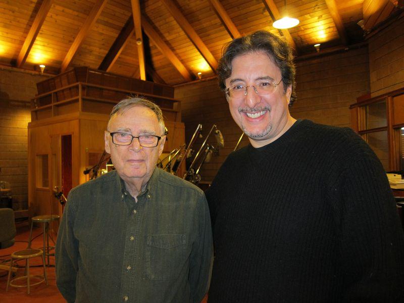 Rudy Van Gelder and Marc Myers