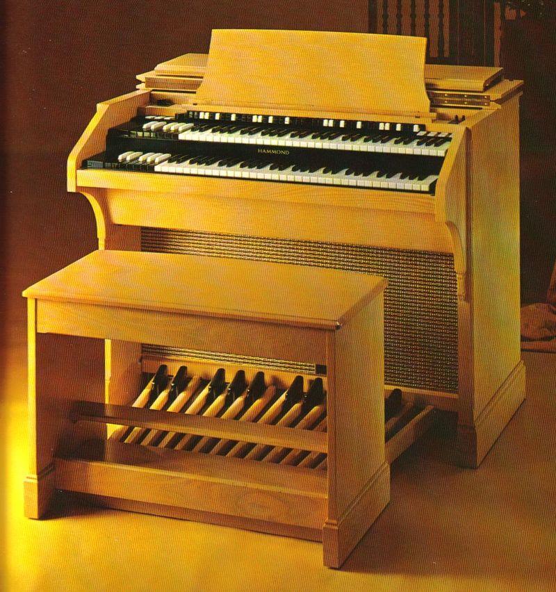 Hammond A-100 pix