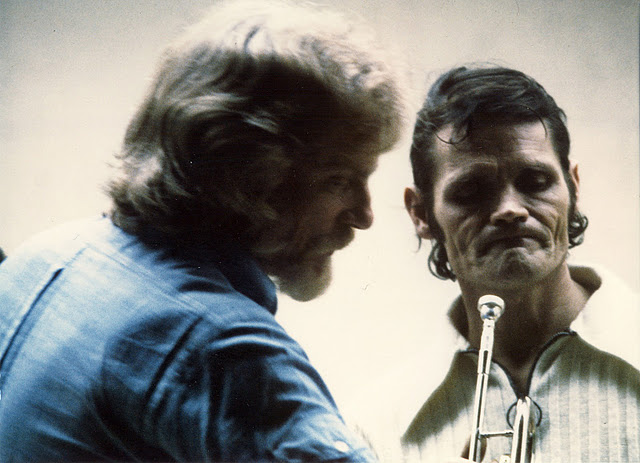Gerry+Mulligan+and+Chet+Baker%2C+November+1974+
