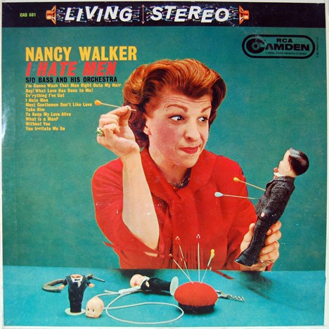 Nancy+Walker_I+Hate+Men_LP_front—John Cooper