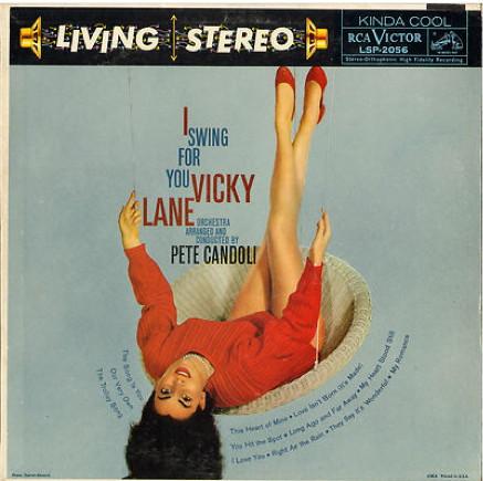 Vicky Lane