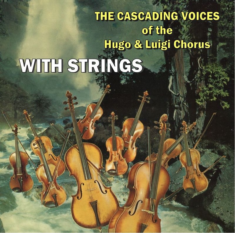 Cascading Voices of Hugo  Luigi Chorus With Strings