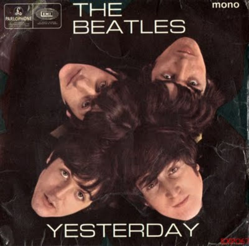 Beatles+-+Yesterday+EP1