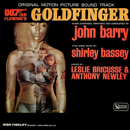 Goldfinger_(soundtrack)