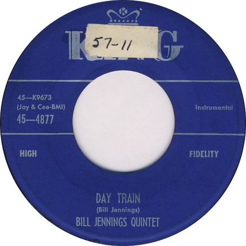 Bill-jennings-quintet-day-train-king