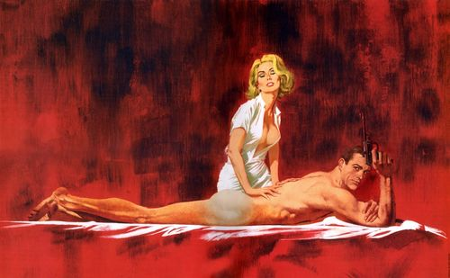 Robert+mcginnis+unused+thunderball+art