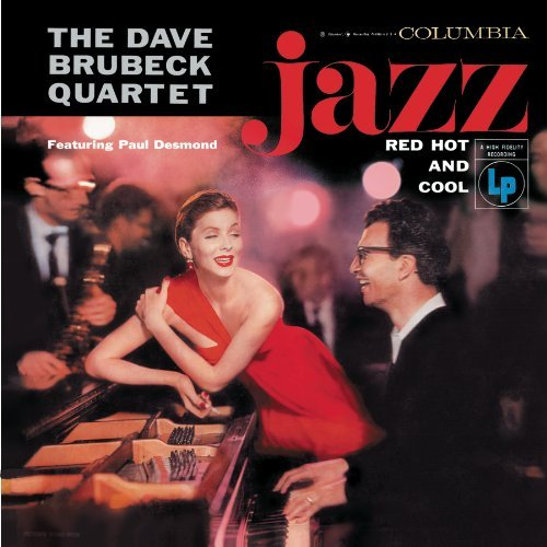 The-Dave-Brubeck-Quartet-Jazz-Red-Hot-And-Cool