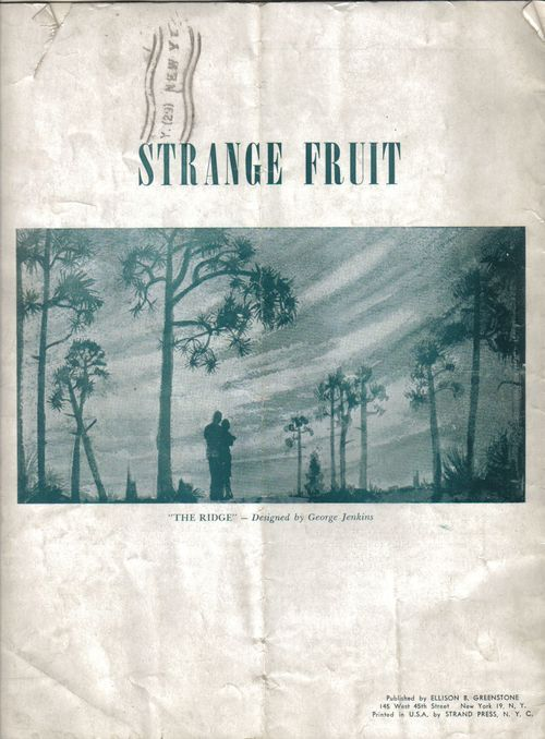 Strange Fruit-Program-p