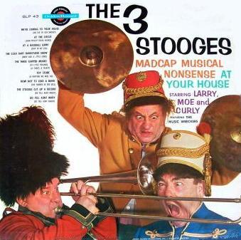 Stooges L.P. ret