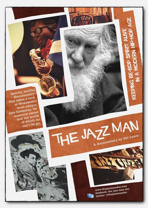 The Jazz Man poster