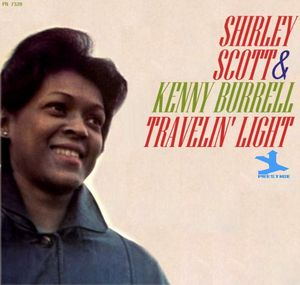 Travelin'_Light_(Shirley_Scott_&_Kenny_Burrell_album)