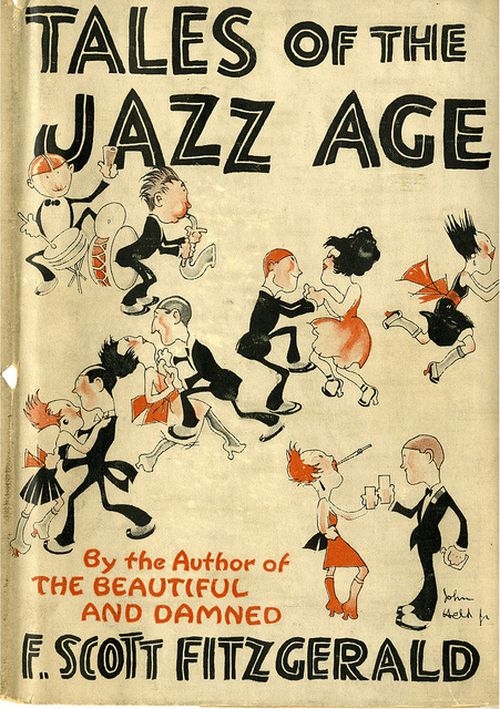 FSF tales of the jazz age cover BEST