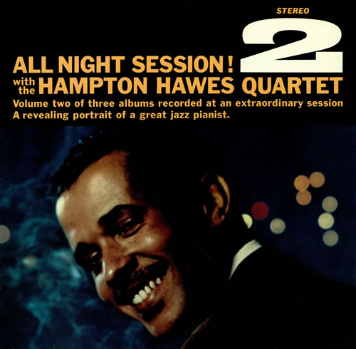 Hampton+Hawes+-+All+Night+Session!+Volume+2+-+LP+RECORD-471762