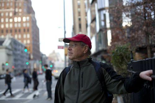 Steve lindeman red cap