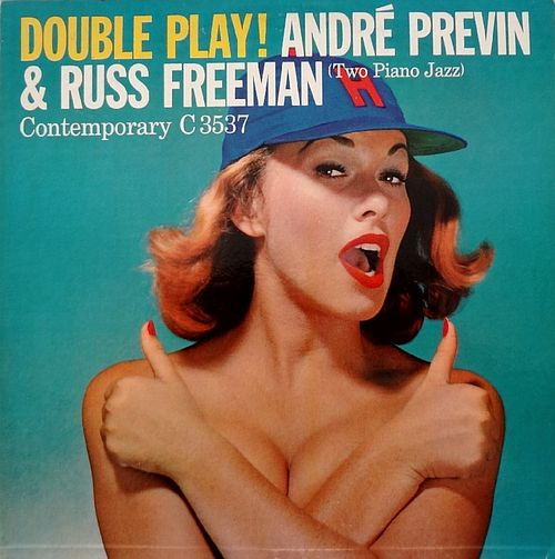 PREVIN_+ANDRE+_amp_+RUSS+FREEMAN+_Double+Play_