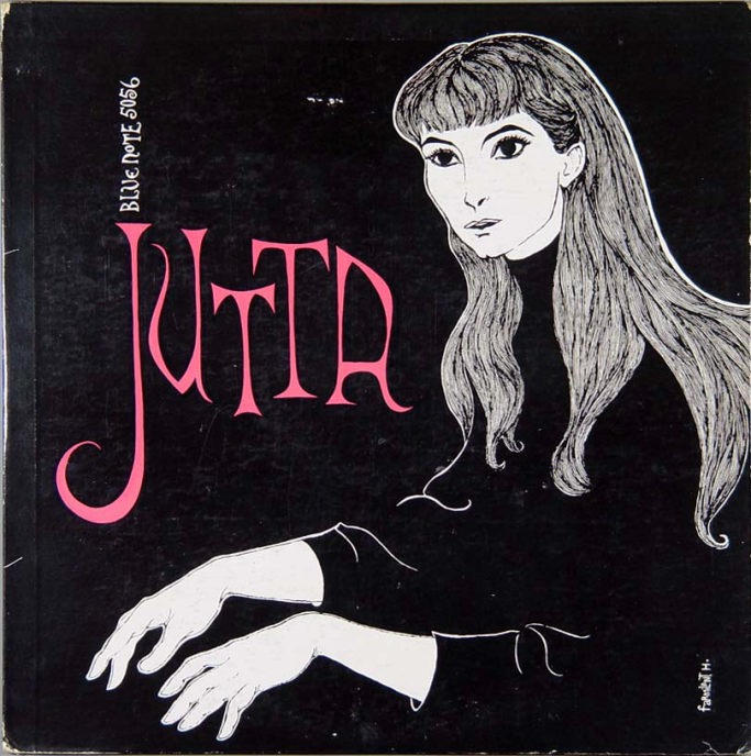 Jutta+Hipp+Quintet+-+1954+-+New+Faces+-+New+Sounds+From+Germany+%28Blue+Note%29