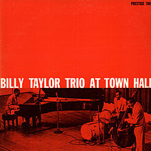 220px-Billy_Taylor_Trio_at_Town_Hall