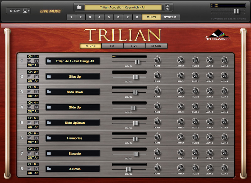 TrilianScreenMixer