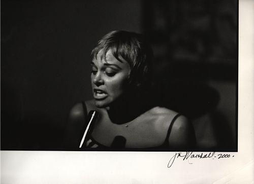 Bev Kelly—1960 at the Coffee Gallery, SF