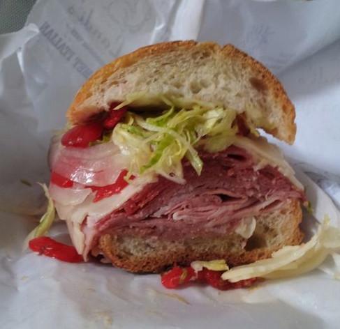 Marc Myers—Landi's Pork Store, NYC1