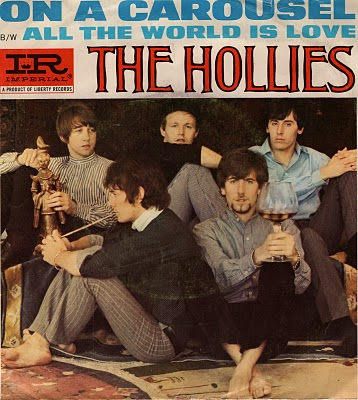 HOLLIES+CAROUSEL