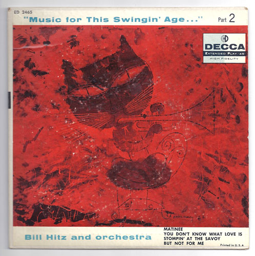 Hitz bill ep swinging age 2