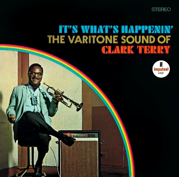 Clark+Terry+It's+What's+Happening+The+Varitone+Sound+Of+CT