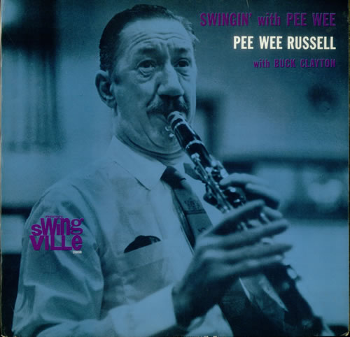 Pee+Wee+Russell+-+Swingin'+With+Pee+Wee+-+LP+RECORD-542779