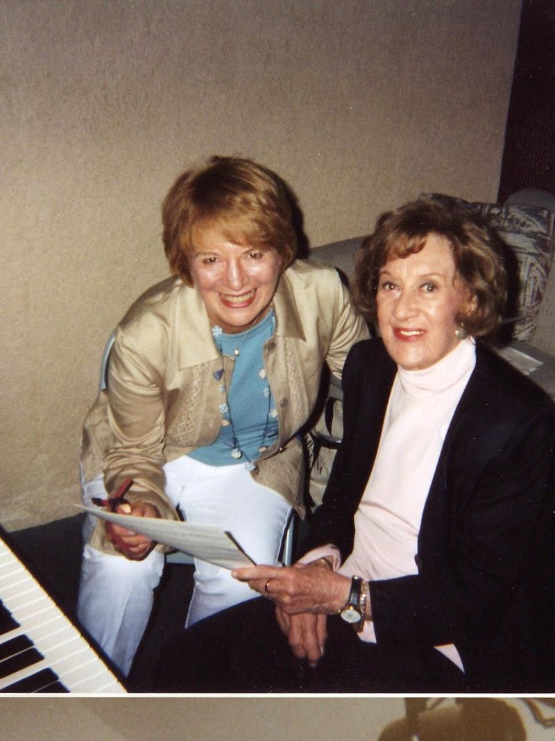 Marion & Anne