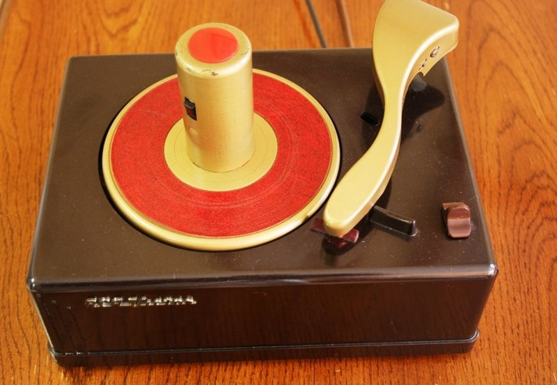RCA 45J3 Attachment
