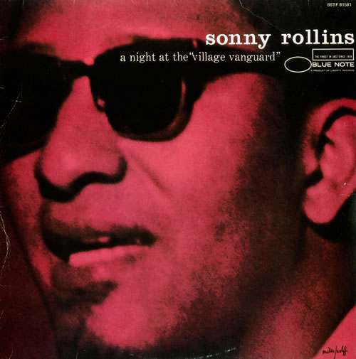 Sonny+Rollins+-+A+Night+At+The+Village+Vanguard+-+LP+RECORD-472367