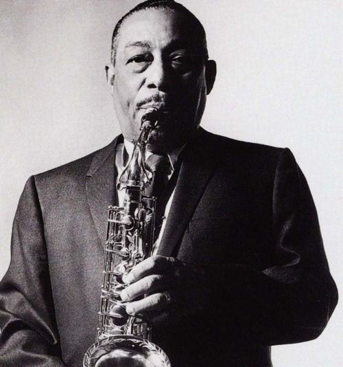 Johnny Hodges RCA archive