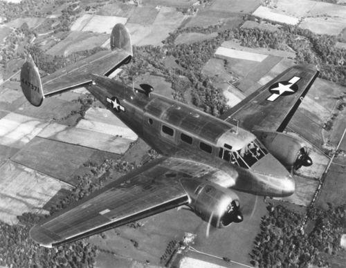 Beechcraft_UC-45F