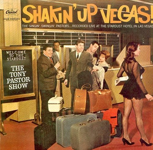 Shakin up vegas album