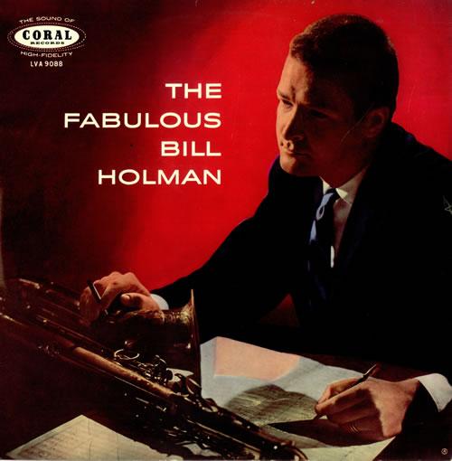 Bill Holman - The Fabulous Bill Holman - LP RECORD-490009