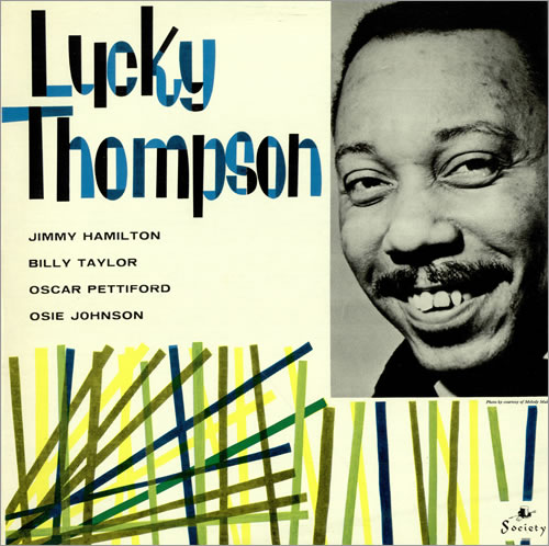 Lucky+Thompson+-+Lucky+Thompson+-+LP+RECORD-470922