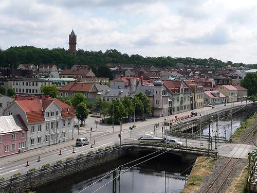 Ronneby-panorama