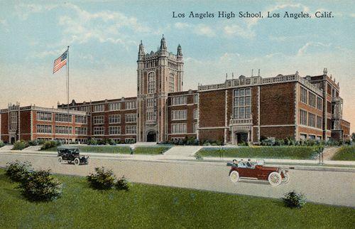Los Angeles High School